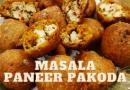 Masala Paneer Pakoda